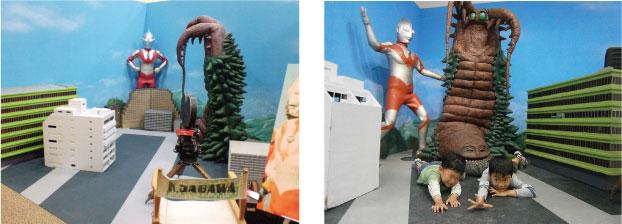 ウルトラマンアートスタジオ in ATC